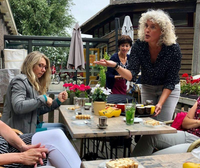 Open Koffie bij Koffiehuis De Hooiberg